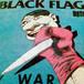 "Vintage 90s BLACK FLAG "" MY WAR "" Tee"