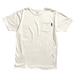 BD Pocket Tee - cream