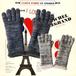 手袋 グローブ レディース 内ボア ハンドメイド フレンチカジュアル Cheer パゴス・ガルン・ボア(内側)グローブ