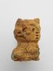 猫形獣面土偶:ミニチュア土製品