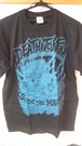 DEATH TOKEN seize the madness Japan tour 2012 Tシャツ