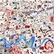 シルクスカーフ「LONDON MAP」