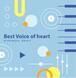 【ベストアルバム】Best Voice of heart-ピアノ伴奏バージョンのみ-(缶バッジ無し)