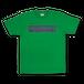 Logo T-shirts[緑]