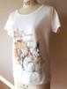 オリジナルデザイン白Tシャツ@リス