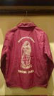 PISTOL JAZZ/god speed Coach Jacket col.BURGUNDY