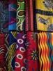 アフリカプリント布【おまかせシンプル10種類】