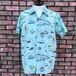 Vintage Leisure Shirt Siboney Made In Jamaica Medium