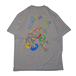 【NE-20025】4色虎Tシャツ