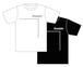 T shirt (white/black)