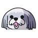 シーズー(小) 犬ステッカー