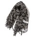 STOLE - PAISLEY(BLACK) / RUDE GALLERY