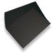黒Pペーパー四切(大判サイズ 標準厚10枚入)