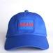 SILICON TAG CAP / BLUE