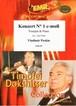 ぺスキン:トランペット協奏曲第1番 ハ短調/トランペット・ピアノ
