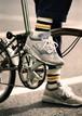 【ROTOTO】COARSE RIBBED OLDSCHOOL CREW SOCKS