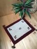 40㎝×60㎝ ウールギャベ(インド製)ハンドノット