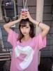 【優雨ナコ】推しカラーTシャツ(メンバーチェキ付き)