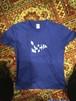 ニューニートTシャツ 青 Sサイズ