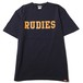 "RUDIE'S / ルーディーズ | "" COLLEGE-T "" - Navy"
