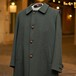 OLD Burberrys' LODEN COAT-3