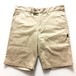 EAZY M!SS / Low Pocket Chino Shorts / Beige / M