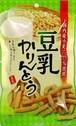 豆乳かりんとう80g / どーなつファーム / 山田製菓