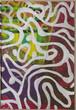 美/東京で制作の作品「ゾウリムシ第一世代#80」を送ります!