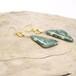 Rana 自然石のスウィングピアス