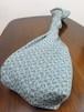 【長袋+胴袋セット】正絹アンティーク生地三味線長袋+胴袋