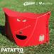 【コンサドーレ】折りたたみイス PATATTO180 北海道コンサドーレ札幌モデル