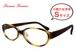 小顔の女性におすすめ メガネ レディース Sサイズ 10144-62 オーバル型 小さめ 小さい 女性向け 眼鏡 venus×2