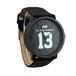黒★モノトーン腕時計 シンプルなデザインなのにおしゃれ♪