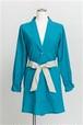 KYASHA-ROUGH SIZE-/turquoise blue(TT1913-42)