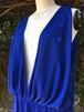 イギリス ジャンプスーツ ブルー UDES