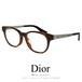 Dior メガネ レディース diorama06f-086 眼鏡 アジアンフィット ディオール Christian Dior クリスチャンディオール ボストン型 ウェリントン型