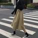 厚手 韓国ファッション フェミニン シンプルコーデ 柔らか スウィート コージー 清新 アバンギャルド  スカート・ボトムス