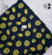 「ペプラムドレス」材料&型紙セット(紺)