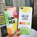 iPhoneケース 人気 韓国 かわいい アイス レモン 夏 デザイン