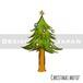 クリスマスモチーフ Christmas motif 0040-F