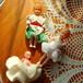 旧東ドイツ製 ゴム人形3人セット セットC