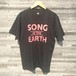 【-SONG OF THE EARTH -FUKUSHIMA-2017.3/11限定Tシャツ】 幡ヶ谷再生大学 × LFN)No.S-015