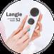 Langie 翻訳機 S2 - 国内通信SIM付き1年間有効