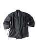 作務衣1号 「洗い綿」黒