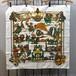 .HERMES CARRES90 au fil de la soie LARGE SIZE SILK 100% SCARF MADE IN FRANCE/エルメスカレ90 絹糸の赴くままに シルク100%大判スカーフ 2000000033525