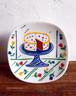 Heikki Orvolaのミニ皿(ARABIA壁掛け)ADW24