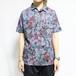Short Sleeve Dolman Shirt -bluegray < LSD-14SS-S003A  >