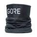 GORE WEAR / M OPTILINE NECK WARMER : ブラック/テラグレイ