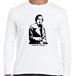 ショパン ポーランド 音楽家 歴史人物ロングTシャツ028