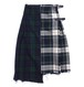 [UNION ROLL SKIRT] BLACK WATCH/TARTAN